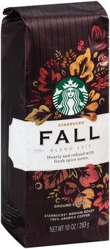 starbucks® fall blend 2015 medium roast ground coffee