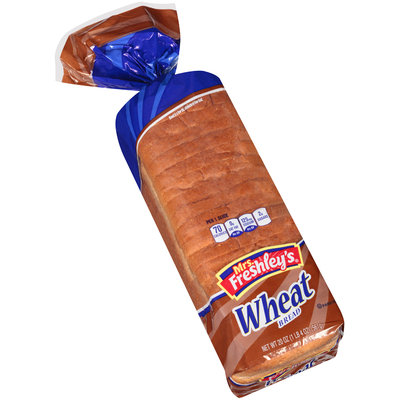 Mrs. Freshley's Wheat Bread 20 oz. Bag