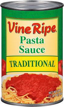 Vine Ripe® Traditional Pasta Sauce 24 oz. Can