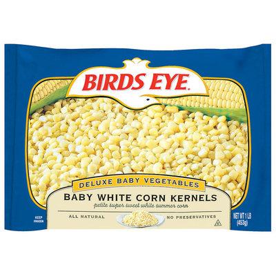 Birds Eye  Baby White Corn Kernels 1 Lb Bag