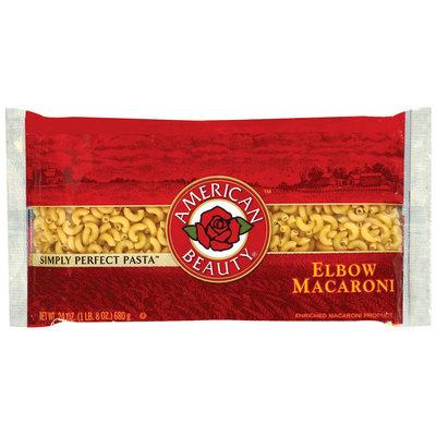 American Beauty  Elbow Macaroni 24 Oz Bag