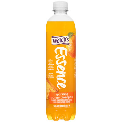 Welch's® Essence™ Sparkling Orange Pineapple Flavored Sparkling Water