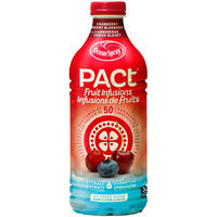 Ocean Spray® PACt® Fruit Infusions Cranberry Cherry Blueberry Juice Cocktail 1.36L Bottle