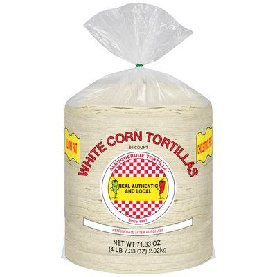Albuquerque Tortilla™ White Corn Tortillas