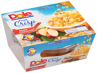 Dole Crisp Apple Cinnamon Fruit