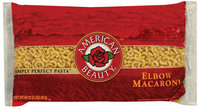 American Beauty  Elbow Macaroni 48 Oz Bag