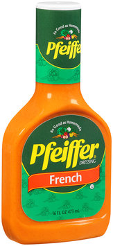 Pfeiffer® French Dressing 16 fl oz.