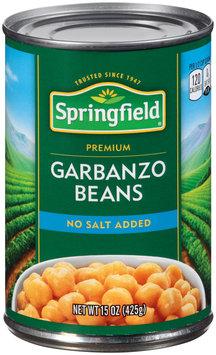 Springfield® Garbanzo Beans 15 oz. Can