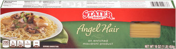 Stater Bros.® Angel Hair Pasta 16 oz. Box