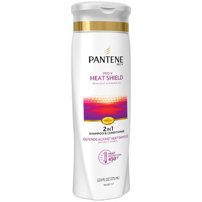 Pantene Pro-V Heat Shield Heat Shield 2-in-1 Shampoo & Conditioner