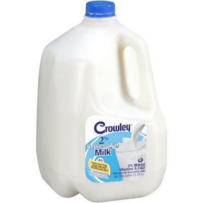 Crowley® 2% Reduced Fat Milk 1 gal. Jug