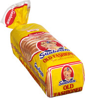 Sunbeam® Old Fashioned Enriched Bread 20 oz. Loaf