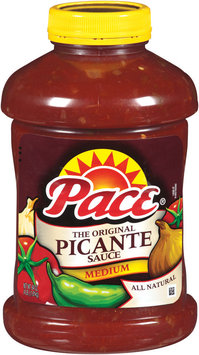 Pace® Medium Picante Sauce 64 oz. Jar