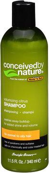 Conceived by Nature® Volumizing Citrus Shampoo 11.5 fl. oz. Bottle