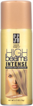 Salon Grafix® High Beams Intense Temporary Spray-On Hair Color #53 Honey Blonde 2.7 oz. Aerosol Can