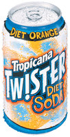 Tropicana® Twister™ Diet Orange Soda