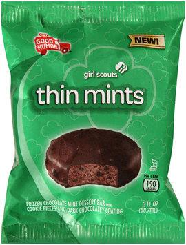 Good Humor™ Girl Scouts Thin Mints® Frozen Chocolate Dessert Bar