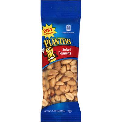 Planters Salted Peanuts 1.75 oz. Bag