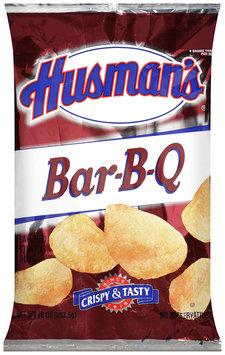 Husman's® Bar-B-Q Potato Chips 10 oz. Bag