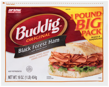Buddig™ Original Black Forest Ham 16 oz. ZIP-PAK®
