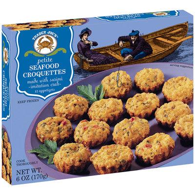 Trader Joe's® Petite Seafood Croquettes 12 ct Box