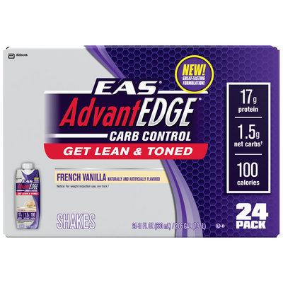 EAS® AdvantEdge® Carb Control® French Vanilla 21-11 fl. oz. Carton