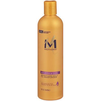 Motions® Nourish & Care Weightless Daily Oil Moisturizer 12 fl. oz. Bottle
