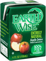 Earth Wise™ Entirely Natural Apple Juice