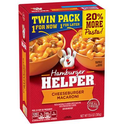 Betty Crocker™ Cheeseburger Macaroni Hamburger Helper