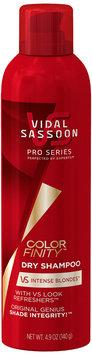 Vidal Sassoon ColorFinity Intense Blondes Dry Shampoo