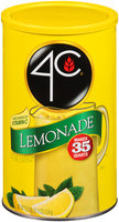 4C® Lemonade Drink Mix 79 oz. Canister