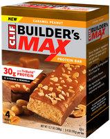 Clif Builder's® Max Caramel Peanut Protein Bars