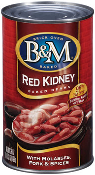B&M® Red Kidney Baked Beans 28 oz. Can