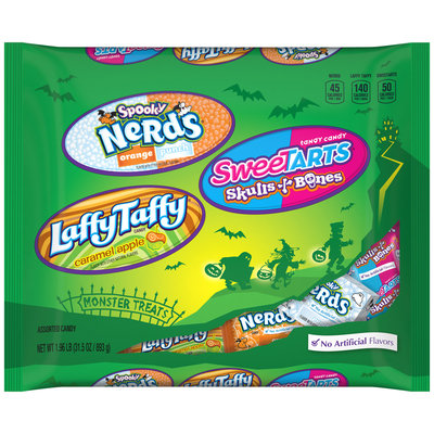 Nestlé Monster Treats Assorted Sugar 31.5 oz Bag