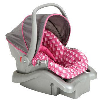Dorel Juvenile Cosco Juvenile Light 'n Comfy Elite Infant Car Seat - Blox