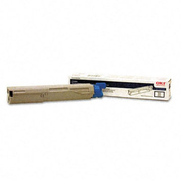 Okidata Corporation 43459404 Toner Cartridge, Standard-Capacity, Black