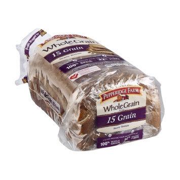 Pepperidge Farm 15 Grain Bread