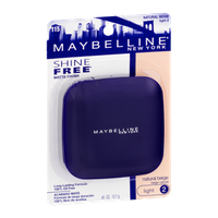 Maybelline Shine Free Matte Finish