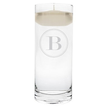 Cathy's Concepts Circle Initial Unity Candle B