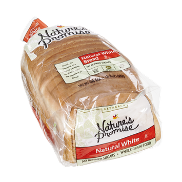Nature's Promise Naturals Natural White Bread