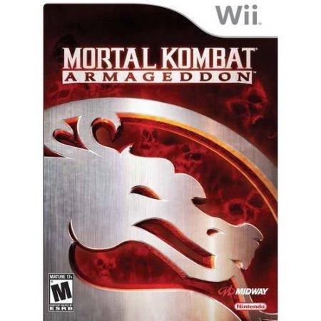 Midway Home Entertainment Mortal Kombat: Armageddon (new)