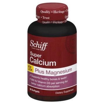 Schiff Super Calcium Magnesium with Vitamin D