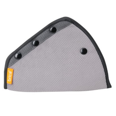 BRICA Seat Belt Adjuster - Gray