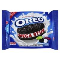 Oreo Mega Stuf Sandwich Cookies
