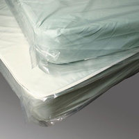 Value Brand K62 Mattress Bag, Double, Gusseted, PK100