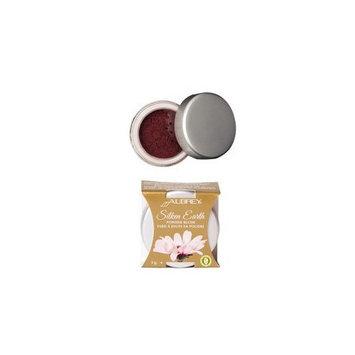 Aubrey Silken Earth Powder Blush - Warmed Raisin-2pack