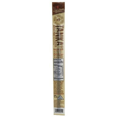 Tanka Wild Snack Stick, Buffalo Stick with Cranberry and Wild Rice, 1-Ounce Packages (Pack of 8)