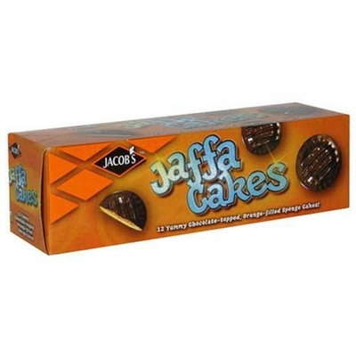 Jacobs Jaffa Cakes - 5.3-ounce Box