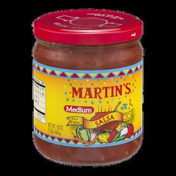 Martin's Salsa Medium