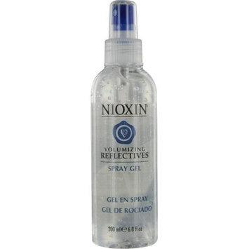 Nioxin Volumizing Reflectives Spray Gel , 6.8 Oz